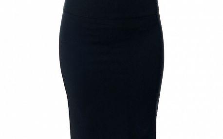 Dámská úzká černá sukně Ribelli