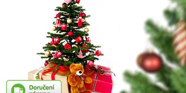 Vánoční smrček – poštovné zdarma
