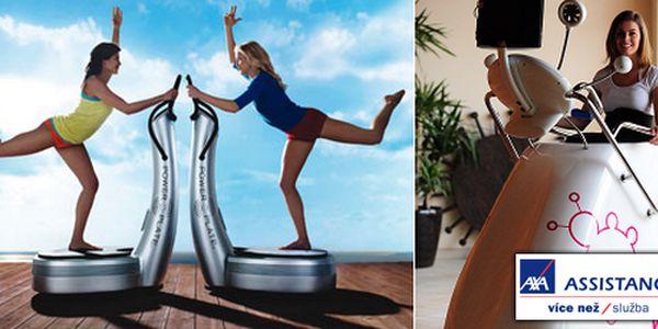 Naprostá BOMBA ve spalování tuků a odstranění celulitidy – oblíbené DÁMSKÉ fitness Hany Bany! VacuShape, PowerPlate a Kardio trénink - nejúčinnější trojkombinace za neopakovatelnou cenu 199,- Kč! Skončete s tuky v problémových partiích a ukončete boj s celulitidou! Díky našemu balíčku opět získáte pevnou postavu a hlavně sebedůvěru!