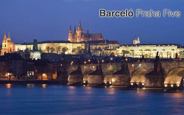 Len 99 € za ubytovanie na 2 noci s raňajkami pre dvoch. Štvorhviezdičkový novootvorený hotel Barceló po 45% zľave.