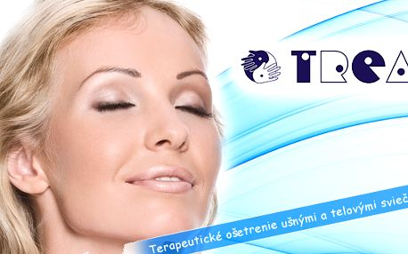 Terapeutické ošetrenie ušnými a telovými sviečkami pomôže vašim ušiam fungovať opäť naplno.