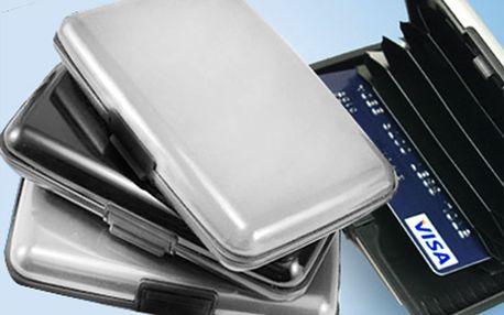 Vymeňte vašu peňaženku za odolné puzdro na peniaze, doklady, kreditky či vizitky! Je elegantné, má kompaktné rozmery a nízku hmotnosť! Vhodné pre dámy aj pre pánov!