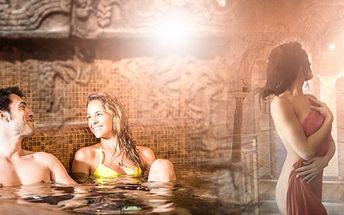 Antické lázně pro 2! Hydromasážní vana, sauna nebo pára + láhev sektu za výjimečnou cenu 426 Kč! Odpočiňte si a naberte síly v příjemném porstředí se slevou 40%!