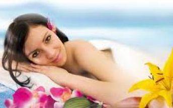 PERMANENTKA NA 5 x 60 MINUTOVOU MASÁŽ DLE VÝBĚRU V HODNOTĚ 2500,- ZA POUHÝCH 990,- Kč - Opakovaná masáž má daleko rozsáhlejší účinky než masáž jednorázová. Vychutnejte si dokonalý prožitek při osvědčené klasické relaxační, free style - deep tissue, thajské tradiční, thajské olejové, havajské nebo masáži lavovými kameny.