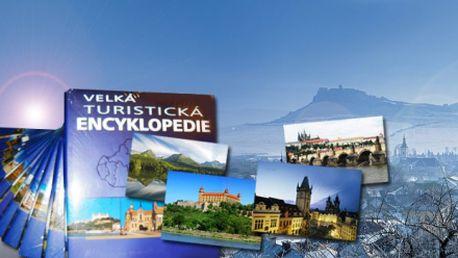 Profesionálně zpracovaná řada encyklopedií pokrývající celou českou republiku ve 14ti svazcích + 1 prémiový svazek Slovensko! Kompletně zpracovaný přehled turistických pozoruhodností za jedinečných 2 985 Kč!