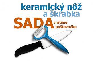 KERAMICKÁ KUCHYNSKÁ SADA so zľavou až 54%!!!