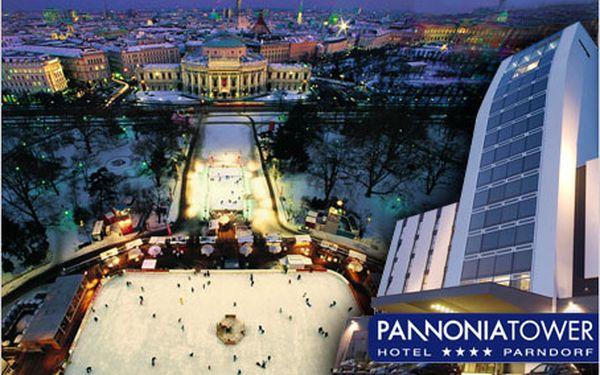 Pojeďte do Parndorfu, ráje slev! Designový 4* hotel nedaleko Vídně.