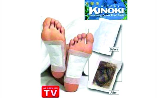 S léčivými detoxikačními náplastmi Kinoki za bezkonkurenční cenu 159 Kč odprostíte své tělo od všech nečistot!!!