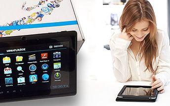 Multimediálny tablet PC 4.0 ANDROID