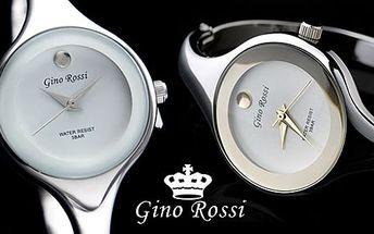Hledáte lehkost, eleganci a styl pro Vaši dámu? To vše se snoubí v desingu dámských hodinek z kolekce GINO ROSSI. Limitovaná nabídka za 549 Kč. HyperSleva 84 %.