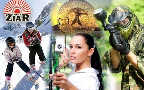 Vyskladajte si školský lyžiarsky kurz nabitý atrakciami na Chate Žiar v Malej Fatre! V cene ubytovanie so skipassom, plná penzia a množstvo adrenalínových aktivít!
