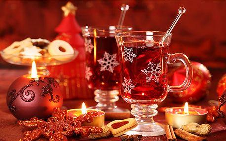 Len 1,49 € za horúcu čokoládu, varené vínko alebo cherry grog. Zimná nádielka nápojov, ktoré vás zahrejú so zľavou až do 52%.