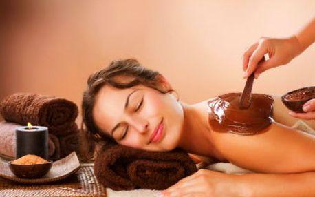Luxusní čokoládový pobyt PRO DVA! 3 dny s bohatou polopenzí, společná čokoládová masáž a více!