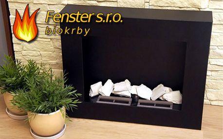 Dodajte svojmu interiéru tú pravú iskru! S biokrbom Easy One iba za 111 € bude Vaša domácnosť žiariť neopakovateľnou, romantickou atmosférou so zľavou 47%!