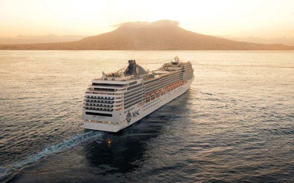 8denní plavba po Karibiku PRO DVA za 22 990 Kč s plnou penzí! Dovolená snů!