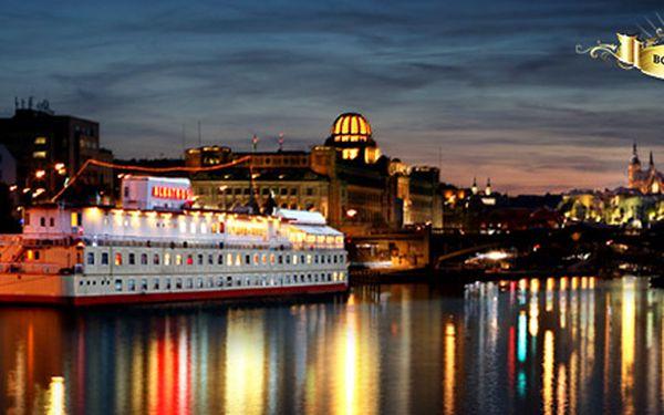 3denní romantika v centru Prahy pro dva