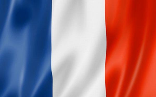 Trimestrální kurz francouzštiny s návazným kurzem - úplný začátečník - A0