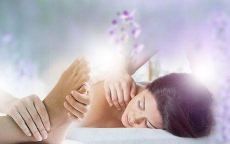 Odpočinňte si a naberte síly se slevou 69%! Zajděte si na 55ti minutovou masáž za skvělých 150 Kč! Na výběr máte z pěti možností! Myslete na sebe a také na své blízké!