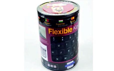 Pořiďte si praktickou silikonovou klávesnici, která vydrží opravdu vše! Jen za 239 kč s možností zaslat i na dobírku!Slevoviny