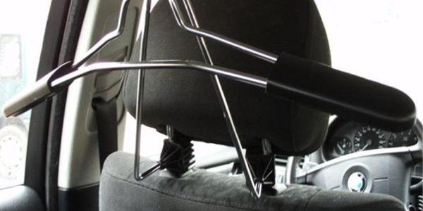 SLEVA!! Na věšák na oblek do auta. Pomocník, který zajistí aby se Vám oblek nepomačkal.Nyní za 199 Kč!Slevoviny.cz