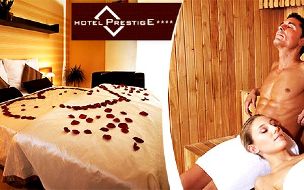 Romantický luxusný wellness pobyt