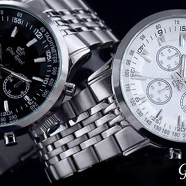 Dámy a pánové, představujeme Vám stylové pánské hodinky GINO ROSSI TREND 127 z kolekce GINO ROSSI pro rok 2012. Nezmeškejte svoji šanci za 649 Kč. HyperSleva 84 %.