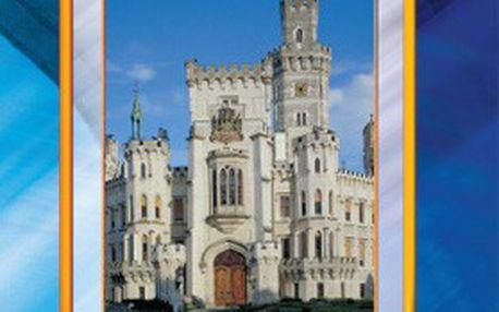 Sada 15 DVD z edice Krásy Čech, Moravy a Slezska – podrobná seznamka s českými městy. 16 hodin ÚŽASNÉ podívané jen za 299 Kč