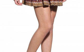 Dámská pestrobarevná sukně Replay s potiskem