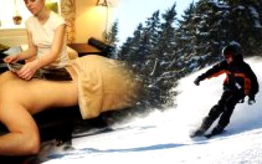 VÝHODNÁ NABÍDKA! 3 denní zimní pobyt pro 2 osoby vč. 12ti wellness procedur v Lužických horách