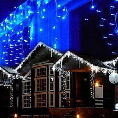 399 Kč za 3 metrový vánoční krápníkový LED závěs. Vyzdobte svůj dům krásnou Vánoční dekorací. 100 LED, 3 metry, POŠTOVNÉ ZDARMA.