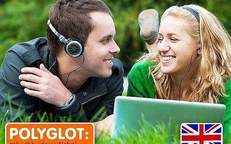 Intenzivní víkendová výuka angličtiny v jazykové škole Polyglot za výmluvných 199 Kč! Naučte se za 3× 45 minut používat jazyk britských ostrovů za poloviční cenu!
