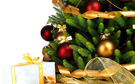 Umělý vánoční stromeček