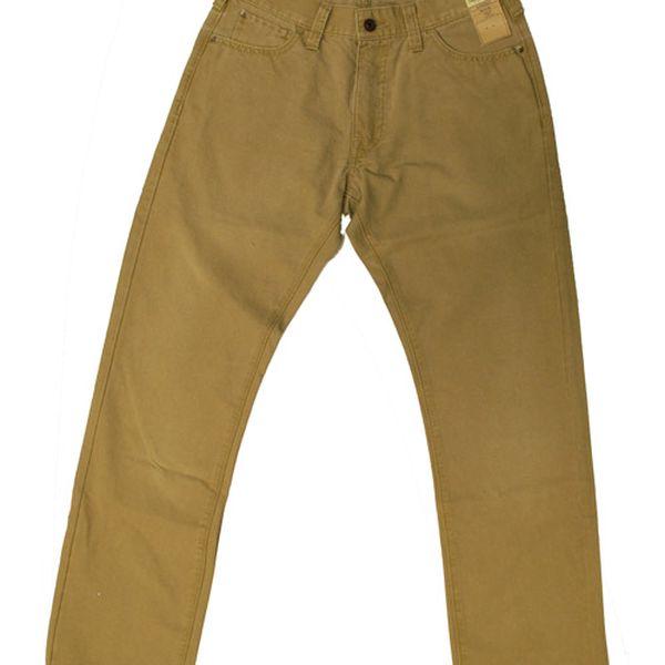 Pánské béžové kalhoty Dockers