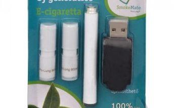 Good Nature Smoke Mate elektronická cigareta dobíjecí ze zeleného čaje 1 ks