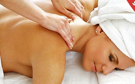 Skvělých 299kč za 75min masáž v CENTRU BLANSKA - ...