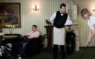 SPA 3 denní LÁZEŇSKÝ DETOXIKAČNÍ pobyt s WELLNESS v Golfhotel Morris**** Mariánské Lázně