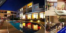 LÁZNĚ LUHAČOVICE - pobyt v moderním lázeňském & wellness hotelu Niva II. pro 2 osoby na 3 dny s bohatou polopenzí. Slatinný zábal, vstup do...