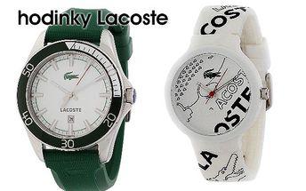 1099 Kč za Pánské hodinky LACOSTE