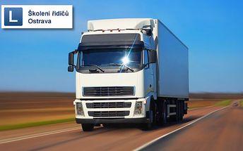 Profesní průkaz pro řidiče nákladního automobilu