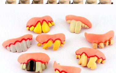 Karnevalový doplněk - zuby prodlouženo!
