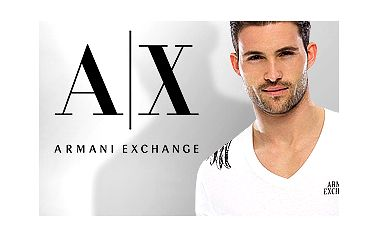 Luxusní trika Armani Exchange, doručení zdarma – 10 modelů známého módního návrháře Giorgia Armaniho!