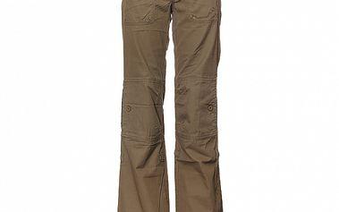 Dámské šedohnědé kalhoty Sherpa
