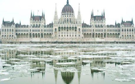 Adventní trhy v Budapešti! Zájezd autobusem tam i zpět, prohlídka města a vstup do mořského akvária!