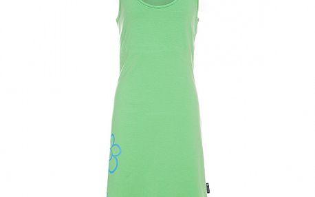 Dámské světle zelené tílkové šaty Rejoice