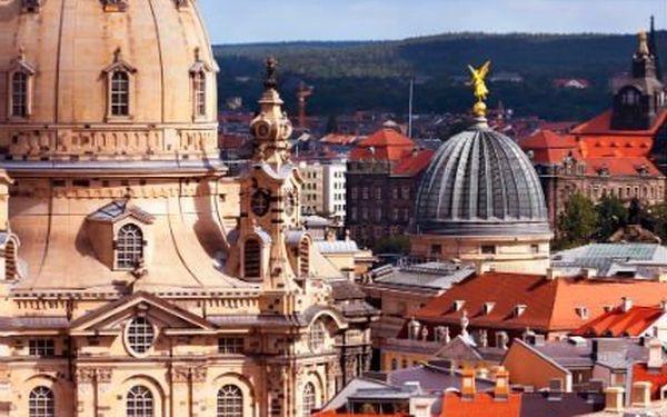 Výlet do adventních Drážďan! Jízdné v ceně, průvodce, prohlídka města a konečně nakupování!