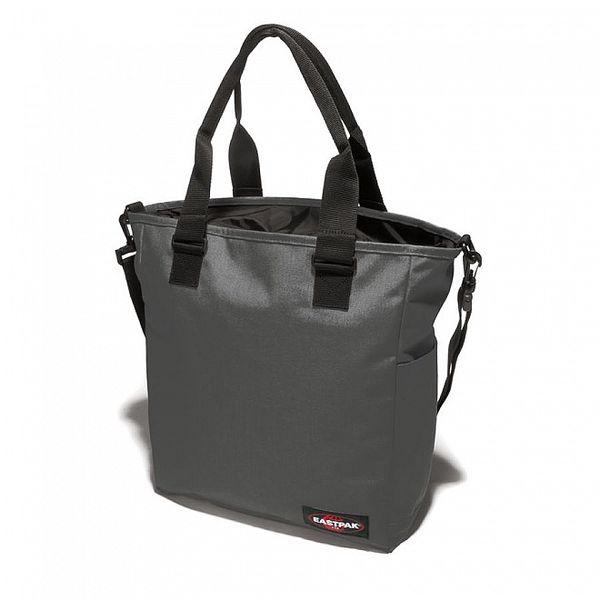 Dámská šedočerná taška Eastpak