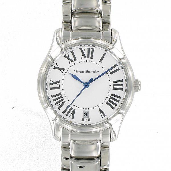 Dámské ocelové hodinky Yves Bertelin