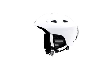 Bílá lyžařská helma Smith