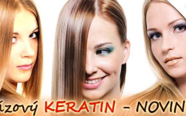 Tří–fázový vlasový keratin nejvyšší kvality za neuvěřitelných 699 Kč (původní cena 3000 Kč)! Navíc nabídka platí pro všechny délky vlasů a v ceně je i dámský komplet! Přírodní narovnání a ozdravení vlasů nebylo nikdy dostupnější! Revoluční metoda, která narovná, vyhladí a léčí Vaše poškozené vlasy.