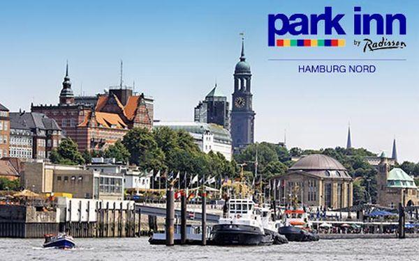 Hotel Park Inn se snídaní v Hamburku – 3 dny pro 2 osoby, 15% sleva na konzumaci jídel a nápojů, děti do 12 let zdarma!